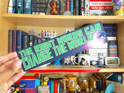 sci fi bookmark1